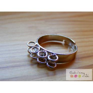 8 Hurkos gyűrű alap
