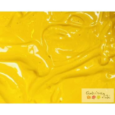 Epoxi műgyanta színező paszta 10g - sárga