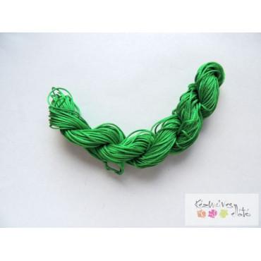 Shamballa zsinór 24m - zöld SH10