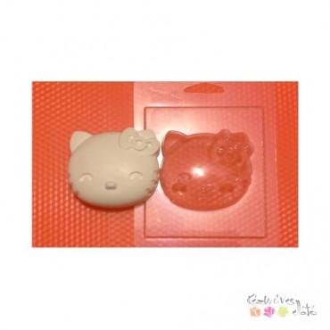 Műanyag öntőforma - Hello Kitty